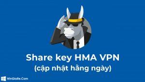Share Key HMA Pro VPN miễn phí cập nhật mới nhất hiện nay. 42